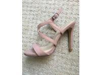 New look heels Size 4