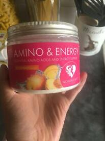 Amino & energy women's best workout support