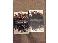 The walking dead compendium 1 and 2 - Comics/Graphic Novels