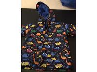 Boys dinosaur jacket. Amman Bebe Age 3-4