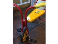 Children's Raleigh Tricycle
