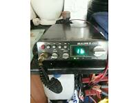 Sealine 11 marine radio