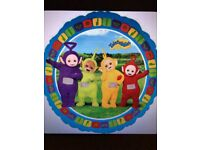 """Teletubbie balloon 18"""" Foil free delivery Hull"""