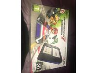 Nintendo 2ds only used handful times comes with 1 games built in