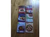 Weight Watchers Cook Books (6)