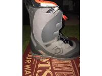Northwave Domain SL Dark Grey Snowboard boots 2016 Men's UK Size10