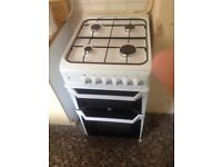 White Gas Cooker with grill. (great condition)