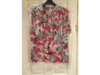 Floral Top - Brand New! - Size 16