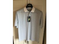Gents Golf Shirt Size Large