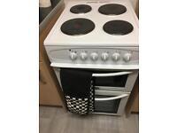 Cooker, fridge & washing machine