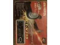 car Aiwa cd cassette MP3 aux