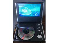 Hitachi PDV-302 Portable DVD Player