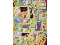 154 Pokemon Cards