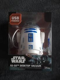 Star Wars R2-D2 desktop hoover
