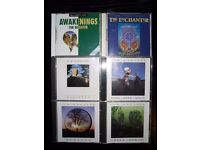 TIM WHEATER 12 CD COLLECTION – including RARE CD ALBUM's