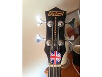 Bass Guitar - GRETSCH - electromatic - £100.-