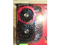 MSI GeForce GTX 1060 GAMING X 6G Graphics Card - 6 GB