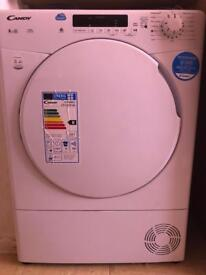 Candy 8kg tumble dryer (like new! Used 3 times)
