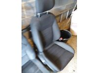 ford galaxy front seats
