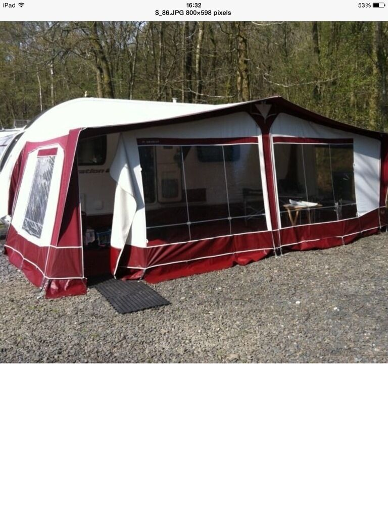 Caravan With Awning And Annex For Buy Sale And Trade Ads