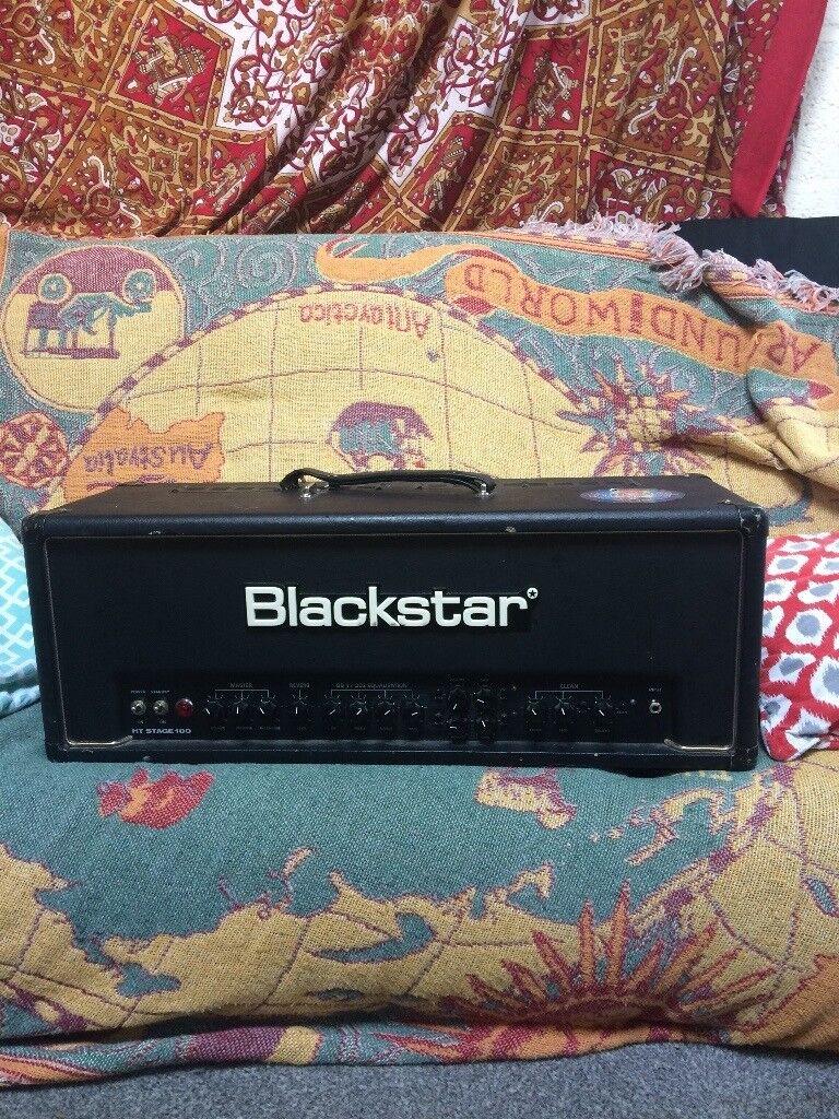 Blackstar HT Stage 100 watt Guitar Amp Head