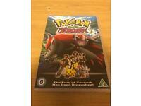 Pokémon Zoroark MASTER OF ILLUSIONS on UK DVD