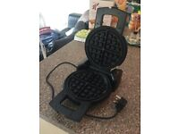 Waffle Maker - only used twice.