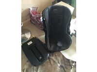 Mamas and papas car seat and isofix base