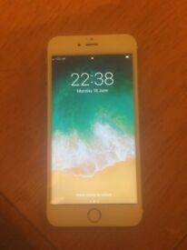 iPhone 6s Plus gold unlocked