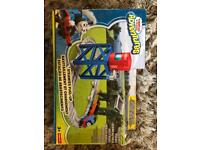 Thomas track and train in box