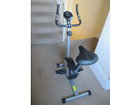 Exercise Bike - Pro Fitness Magnetic Cycle