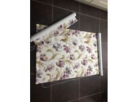 Laura Ashley Roller Blinds (blackout) x2