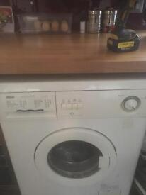Zanussi washing machine