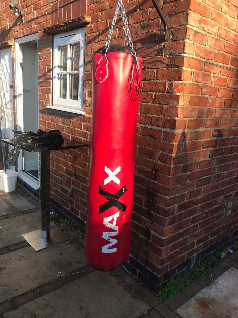 Maxx Punch Bag In York North Yorkshire Gumtree