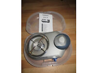 Gas camping stove,Campingaz Bistro 300 camping stove with instruction