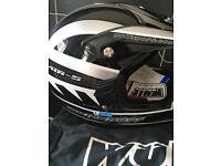 Child's Wolfsport Moto x helmet