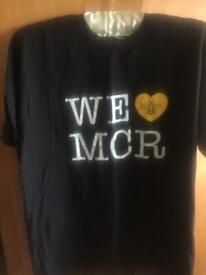 We love mcr t shirt
