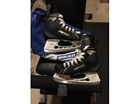 Bauer supreme one 05 size 4R Ice skates
