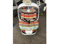 Mamas and papas baby bouncer unisex