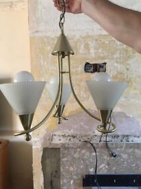Wall and ceiling lights