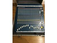 Allen & Heath Mix wizard(3) WZ16/2 mixer with full flightcase