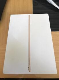 Ipad pro 32 gb gold cellular with apple warranty