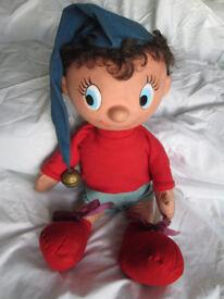 Vintage collectible 1960's Noddy Doll