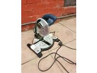 Wickes compound mitre saw vgc working order