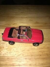Matchbox BMW 323i Cabriolet Car