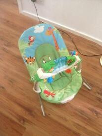 Fisher price bouncer