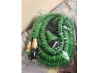 Brand new 50ft hose pipe for car wash or gardening