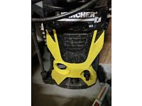 karcher k5 pressure washer and accesories