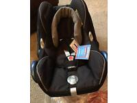 Brand New Maxi-Cosy Cabriofix car seat (Black Crystal)