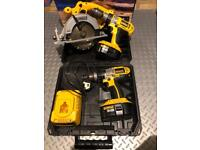 Dewalt battery tools